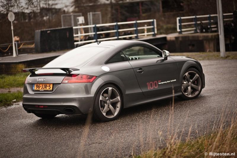 Foto's Audi TT RS Coup 2.5 TFSI quattro - Rijtesten.nl: Pure ...