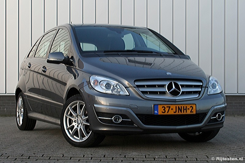 test mercedes benz b klasse 180 cdi pure rijervaring. Black Bedroom Furniture Sets. Home Design Ideas