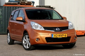2006 Nissan Note. Nissan Note 1.4 Life +: