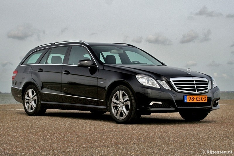 Test Mercedes-Benz E-Klasse Estate 220 CDI BE Avantgarde ...