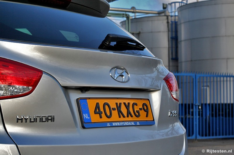 Hyundai ix35 2.0 CVVT 2WD StyleVersion
