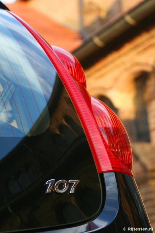 Peugeot 107 1.0 XS