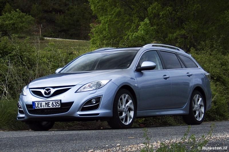 Test Mazda 6 Mps Rijtesten Nl Pure Rijervaring