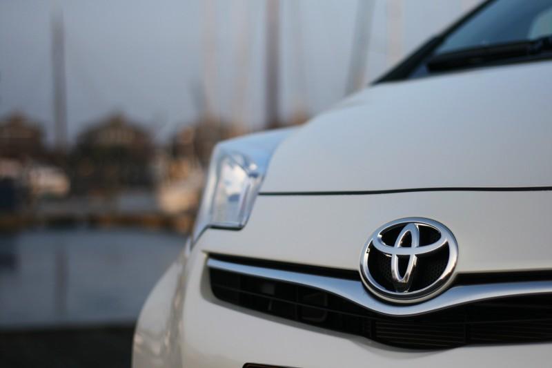 Toyota Verso-S 1.3 VVTi Aspiration