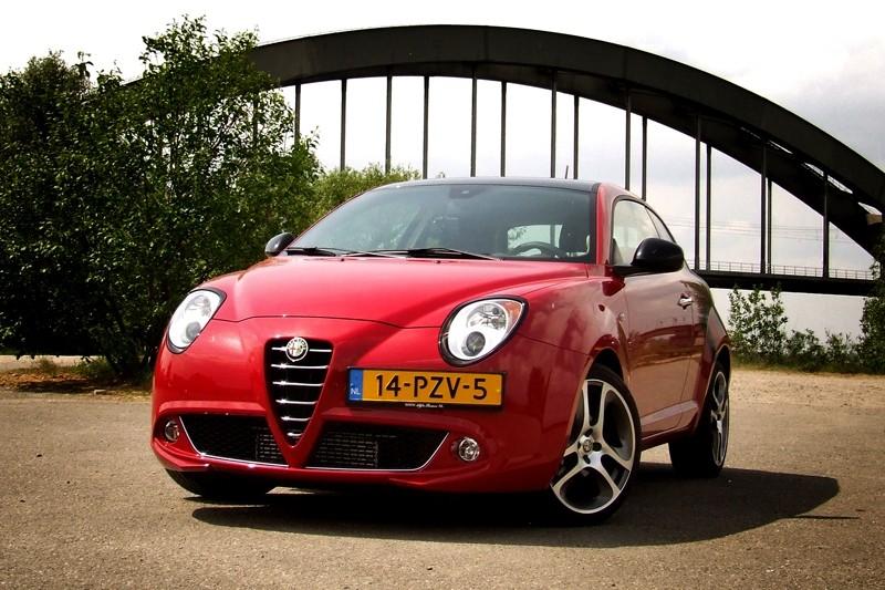 Test Alfa Romeo MiTo 1.3 JTDm ECO - Rijtesten.nl