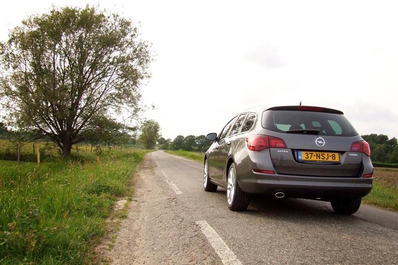 Opel Astra Sports Tourer 1.4 Turbo Sport