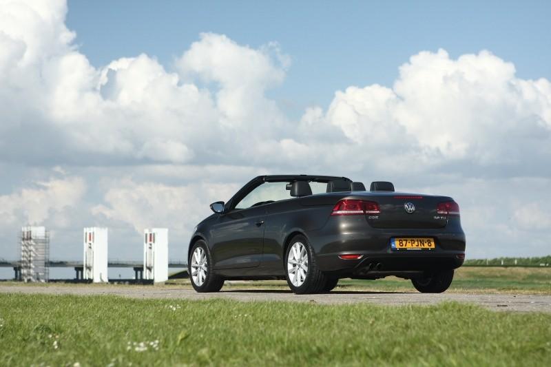 Test Volkswagen Eos 2.0 TSI DSG Highline - Rijtesten.nl