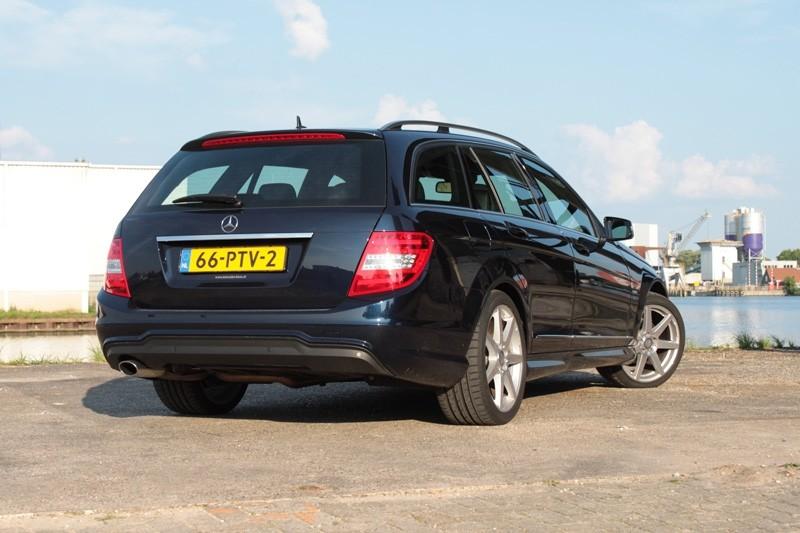 Mercedes-Benz C-Klasse Estate 180 BlueEFFICIENCY Avantgarde
