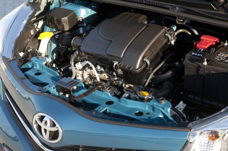 Toyota Yaris 1.3 VVT-i Executive