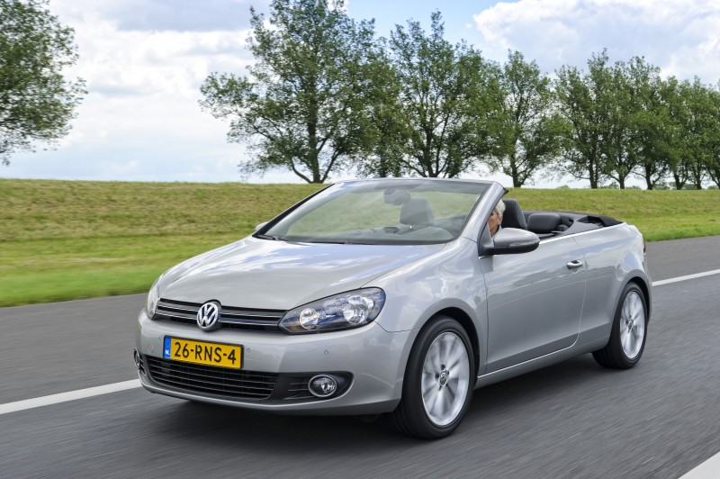 test volkswagen golf cabrio 1 2 tsi pure. Black Bedroom Furniture Sets. Home Design Ideas