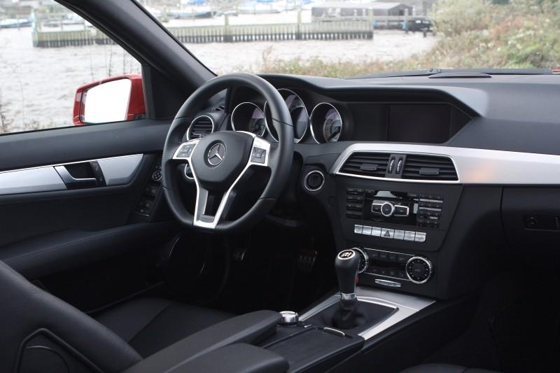 Test Mercedes Benz C Klasse C 200 Cdi Avantgarde Rijtesten Nl