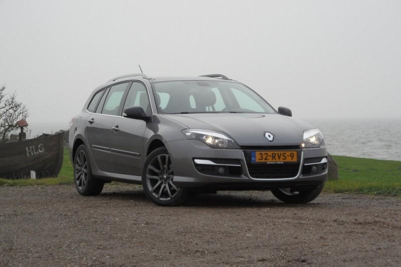 Test Renault Laguna Estate 15 Dci Srie Limite Excutive