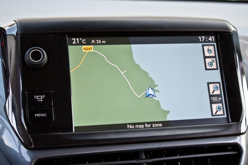 Peugeot 208 1.6 e-HDi Allure
