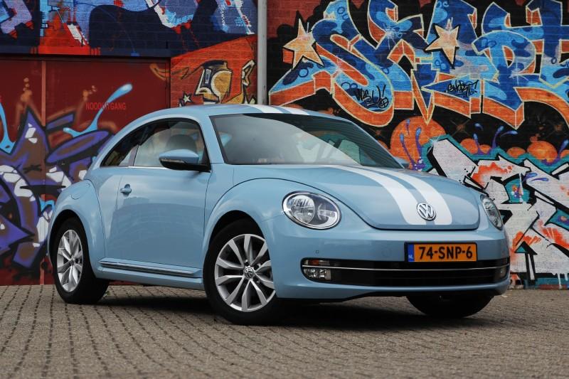 Test Volkswagen Beetle 1.2 TSI Design - Rijtesten.nl