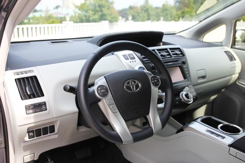 Toyota Prius Wagon 1.8 Full Hybrid Aspiration
