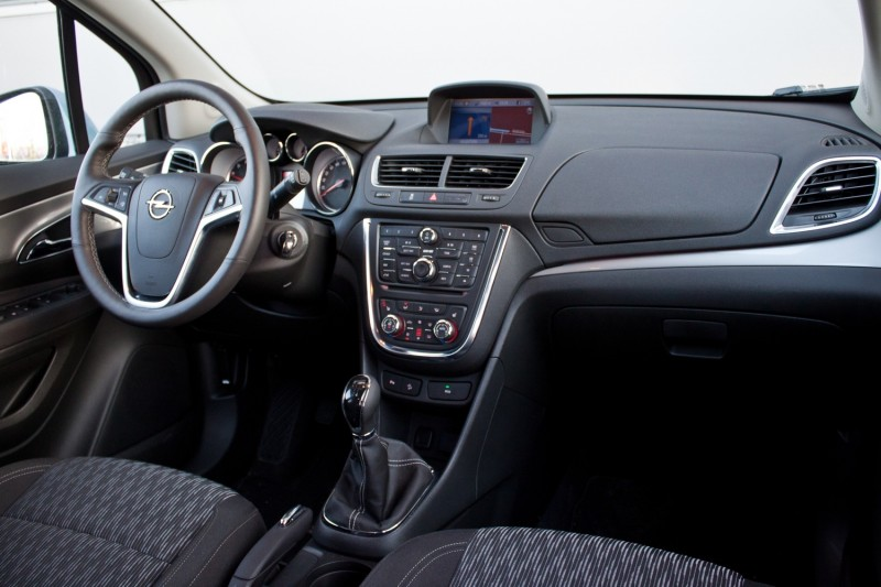 test opel mokka 1 6 cosmo pure rijervaring. Black Bedroom Furniture Sets. Home Design Ideas