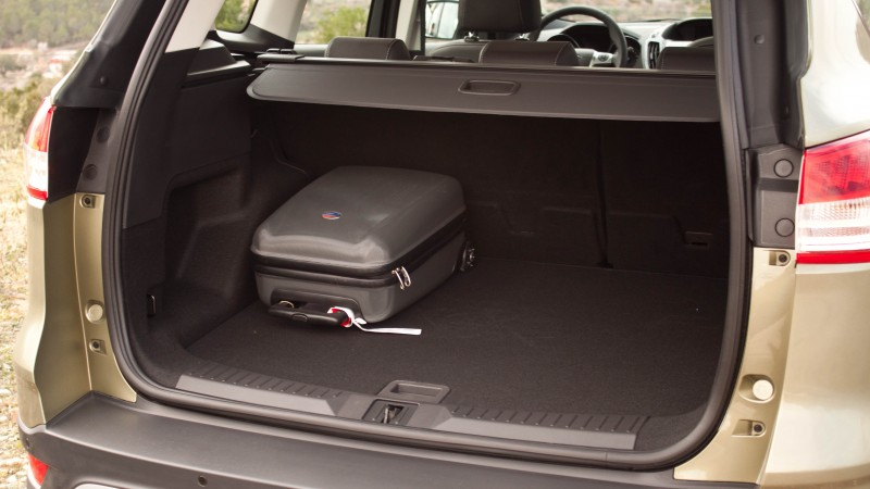 Ford Kuga  2.0 TDCi 163pk Powershift Titanium