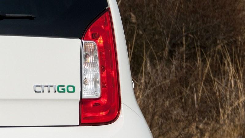 Skoda Citigo 1.0  Greentech Elegance