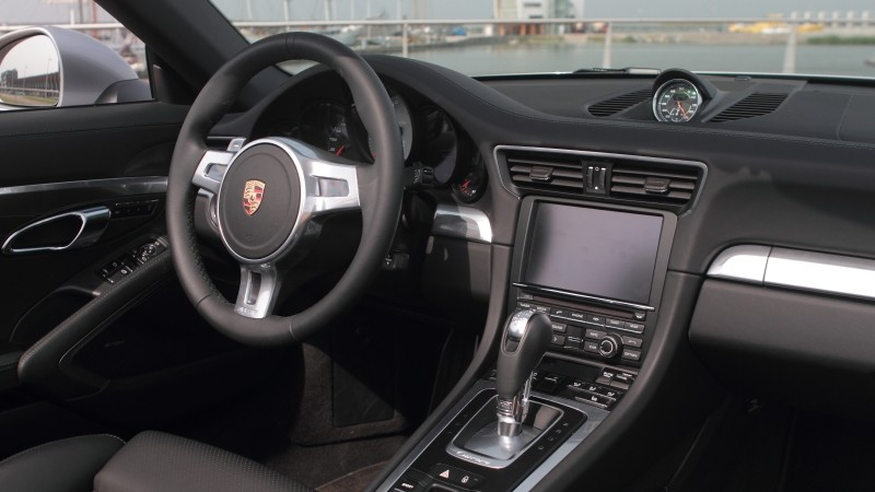 Porsche 911 Cabriolet Carrera S PDK