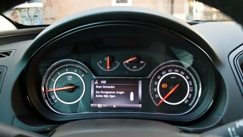 Opel Insignia on 2005 Subaru Outback Turbo