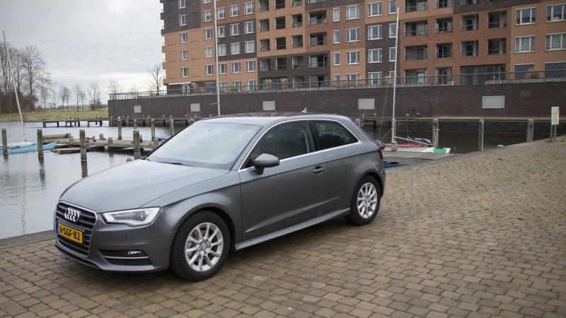 Audi A 3 Limousine >> Foto's Audi A3 1.6 TDI Ultra e Edition - Rijtesten.nl: Pure rijervaring