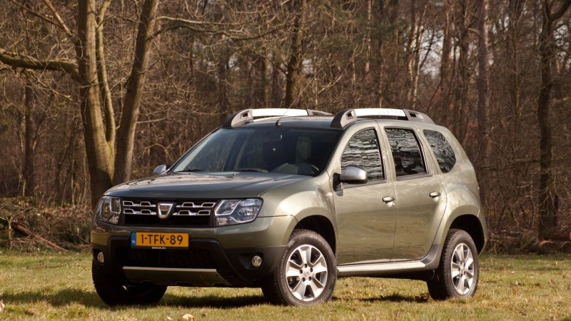 test dacia duster 1 2 tce 125 prestige pure rijervaring. Black Bedroom Furniture Sets. Home Design Ideas