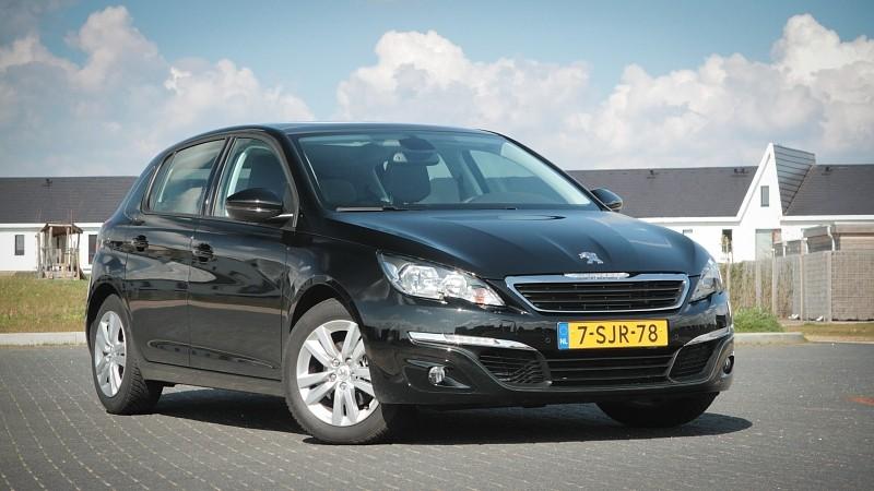 Test Peugeot 308 1.6 e-HDi Active - Rijtesten.nl: Pure ...