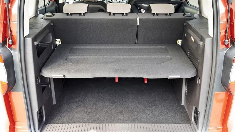 foto 39 s ford tourneo courier 1 0 ecoboost titanium. Black Bedroom Furniture Sets. Home Design Ideas