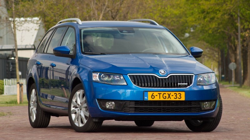 test skoda octavia combi greenline 1 6 tdi businessline. Black Bedroom Furniture Sets. Home Design Ideas