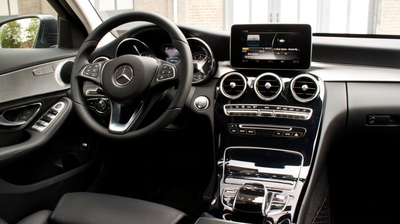 Test Mercedes Benz C Klasse C180 Avantgarde Rijtesten Nl Pure