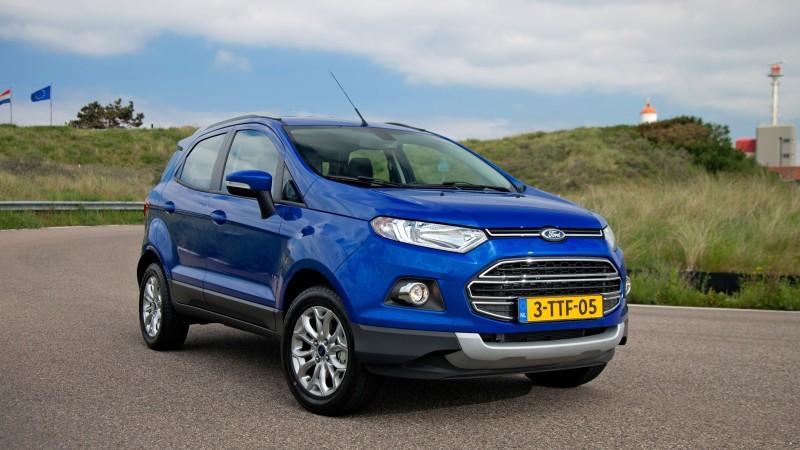 Test Ford Ecosport 1 0 Ecoboost Titanium Rijtesten Nl