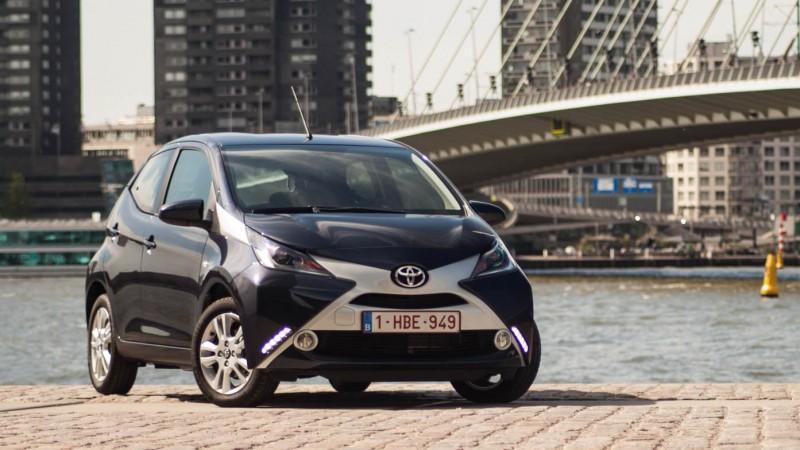 Nieuw Test Toyota Aygo 1.0 VVT-i x-play - Rijtesten.nl: Pure rijervaring DN-26