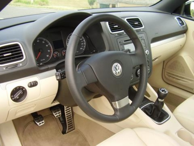 Test Volkswagen Eos 2.0 16v FSI - Rijtesten.nl: Pure rijervaring