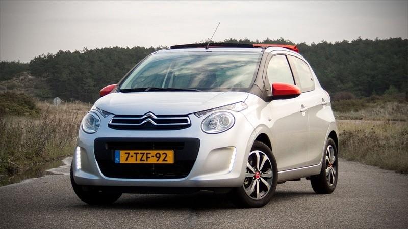 Citroën C1 e-VTi 68 Airscape Feel Edition