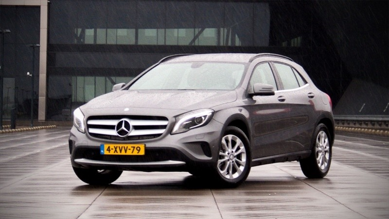test mercedes-benz gla 180 cdi lease edition - rijtesten.nl: pure
