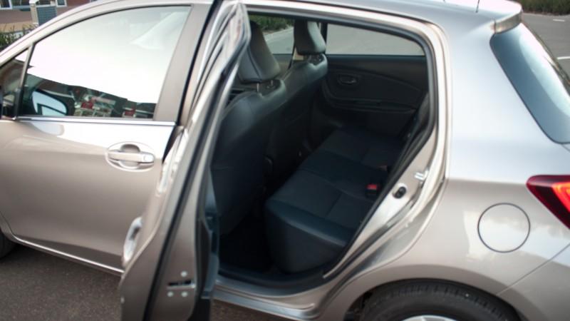Toyota Yaris 1.0 VVT-i Lounge