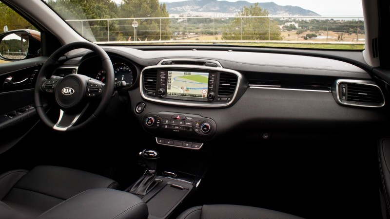 Kia Sorento 2.2 CRDi AWD ExecutiveLine