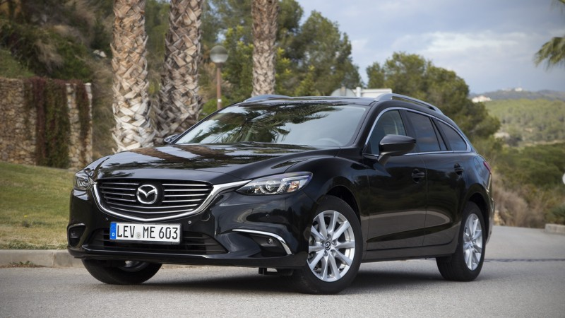 test mazda 6 sportbreak skyactiv d 2 2 150pk ts lease. Black Bedroom Furniture Sets. Home Design Ideas