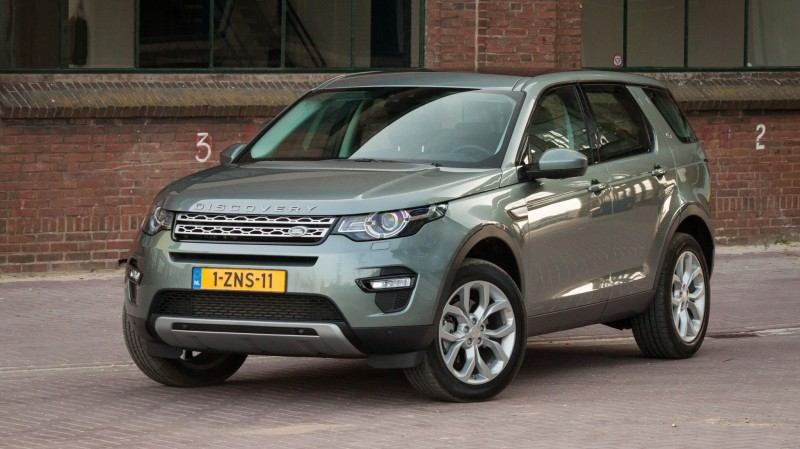 test land rover discovery sport sd4 hse pure rijervaring. Black Bedroom Furniture Sets. Home Design Ideas