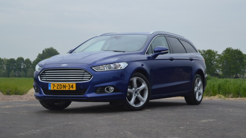 test ford mondeo wagon 2 0 tdci 150pk titanium pure rijervaring. Black Bedroom Furniture Sets. Home Design Ideas
