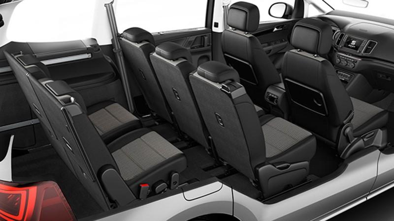 Foto's Seat Alhambra 2.0 TDI DSG Style Connect - Rijtesten ...